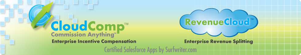 Incentive Compensation, Commissions Management and Sales Performance Management Apps for Salesforce